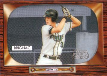 Reid Brignac Rookie Card