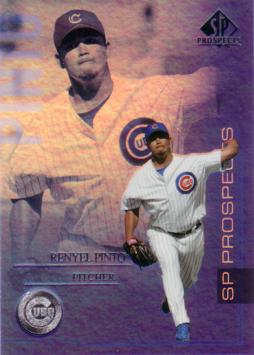 2005 SP Prospects Renyel Pinto Rookie Card