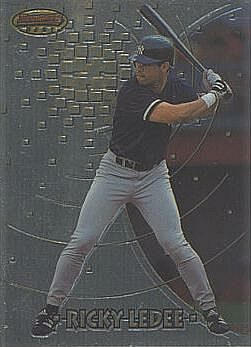 1997 Bowman's Best Ricky Ledee Rookie Card
