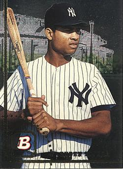 1994 Bowman Ruben Rivera Rookie Card