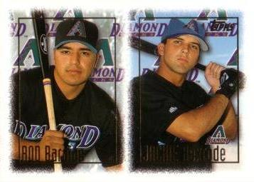 1997 Topps Rod Barajas Rookie Card
