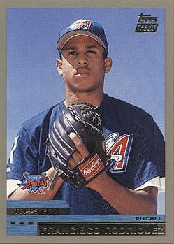 Francisco Rodriguez Rookie Card