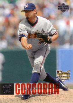 2006 Upper Deck Roy Corcoran Rookie Card