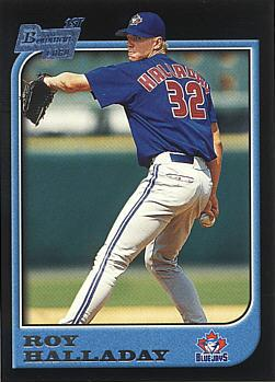 Roy Halladay Rookie Card