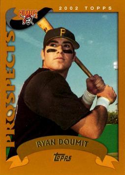 Ryan Doumit Rookie Card