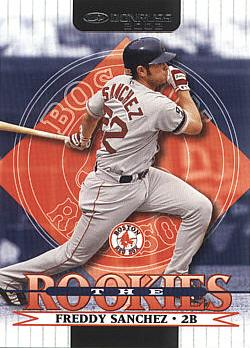Freddy Sanchez Rookie Card