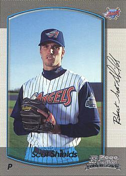 2000 Bowman Scot Shields Rookie Card