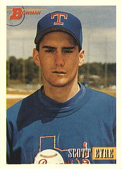 Scott Eyre Rookie Card