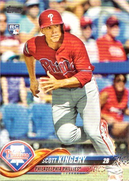Scott Kingery Rookie Card