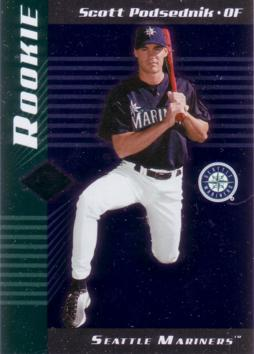 Scott Podsednik Rookie Card