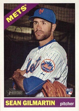 Sean Gilmartin Rookie Card