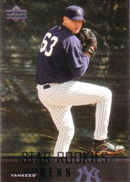 2004 Upper Deck Sean Henn Rookie Card