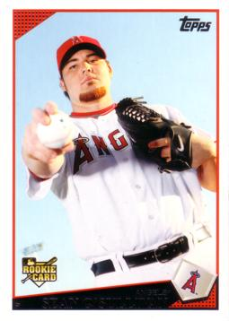 2009 Topps Update Sean O'Sullivan Rookie Card