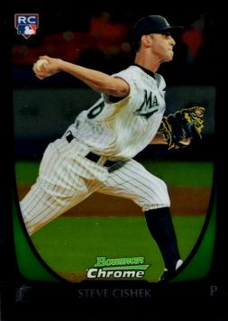 Steve Cishek Rookie Card