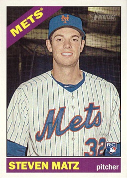 Steven Matz Rookie Card