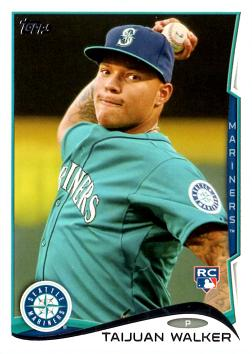 Taijuan Walker Rookie Card
