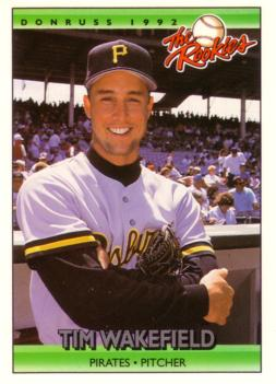 Tim Wakefield Rookie Card