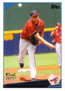 Tommy Hanson Rookie Card