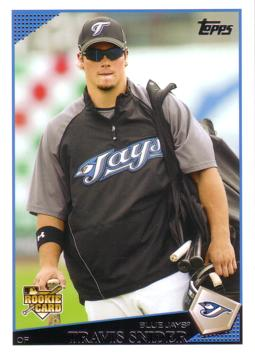 Travis Snider Rookie Card