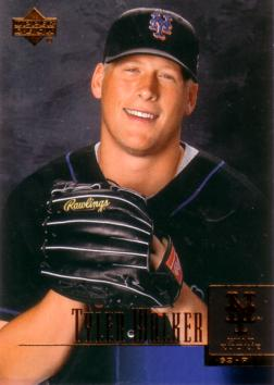 2003 Upper Deck Tyler Walker Rookie Card