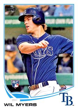 Wil Myers Rookie Card