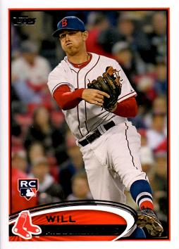 Will Middlebrooks Topps Rookie Card