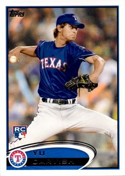 Yu Darvish Rookie Card