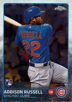 Addison Russell Rookie Card
