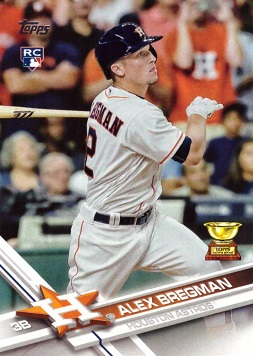 Alex Bregman Rookie Card