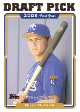 Billy Butler Rookie Card