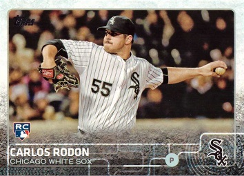 Carlos Rodon Rookie Card