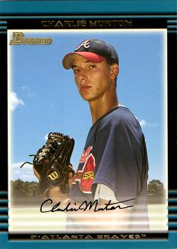 Charlie Morton Rookie Card