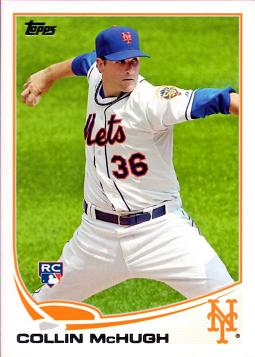 Collin McHugh Rookie Card