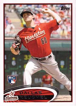 Dallas Keuchel Rookie Card