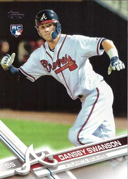 Dansby Swanson Rookie Card