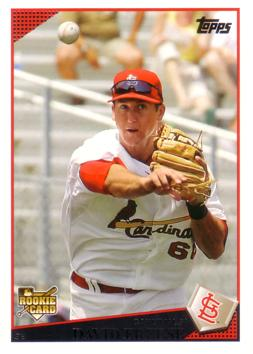 David Freese Rookie Card