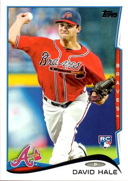 David Hale Rookie Card