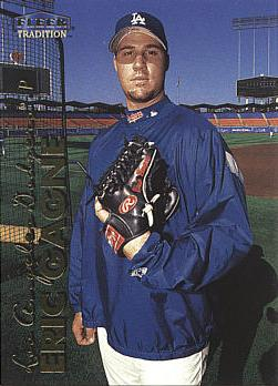 Eric Gagne Rookie Card