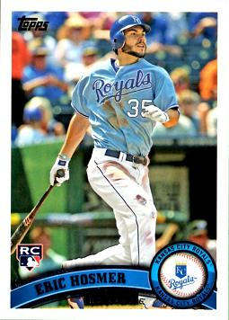 Eric Hosmer Rookie Card