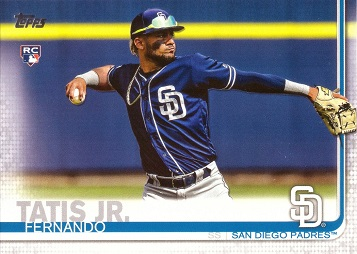 Fernando Tatis Jr. Rookie Card