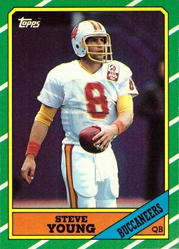 Steve Young Rookie Card