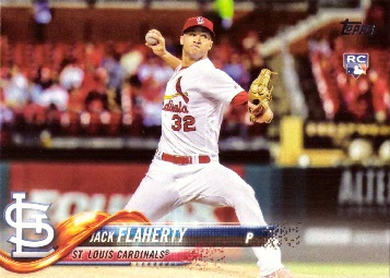 Jack Flaherty Rookie Card