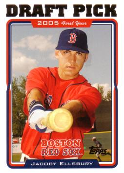 Jacoby Ellsbury Rookie Card