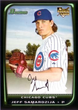 Jeff Samardzija Rookie Card