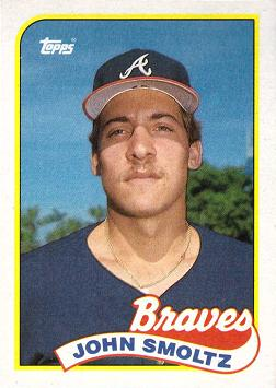 John Smoltz Rookie Card