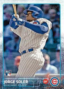 Jorge Soler Rookie Card