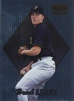 Brad Lidge Rookie Card