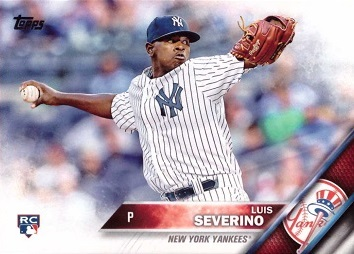 Luis Severino Rookie Card