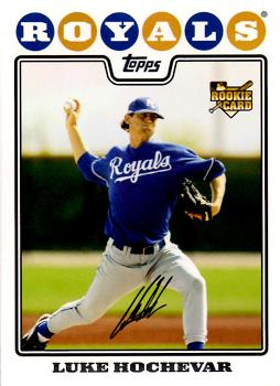 Luke Hochevar Rookie Card