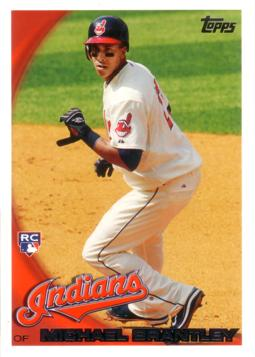 Michael Brantley Rookie Card